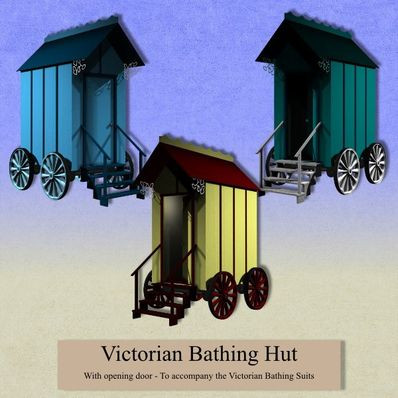 Victorian Bathing Hut