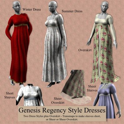 Genesis Regency Summer Dresses