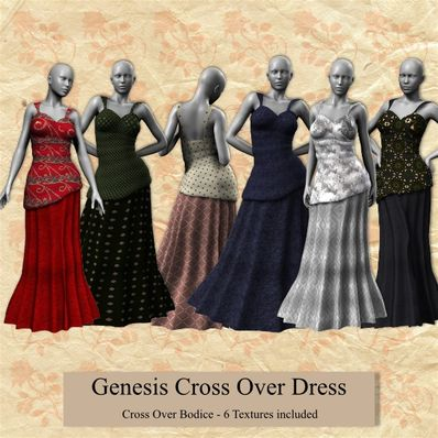 Genesis Cross Over Dress