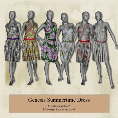 Genesis Summertime Dress