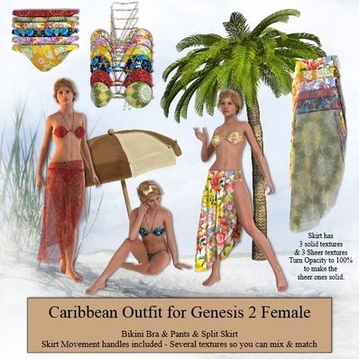 G2F Caribbean Outfit