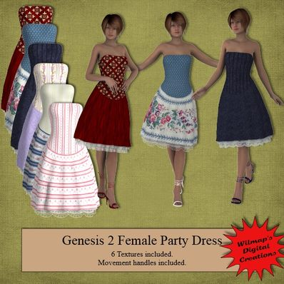 G2F Party Dress
