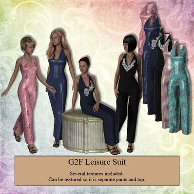 G2F Leisure Suit