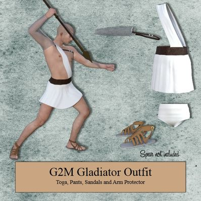 G2M Gladiator Outfit