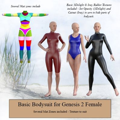 Basic Bodysuit for G2F