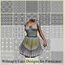 Lace Design Shaders 1