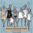 Genesis Babydoll Outfit