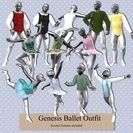 Genesis Ballet Outfit