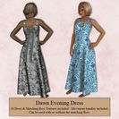 Evening Dress for Dawn