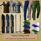 Genesis Golfing Outfit for DS4.5 and newer