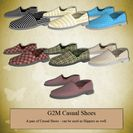 G2M Casual Shoes