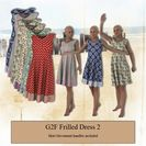 G2F Frilled Dress 2
