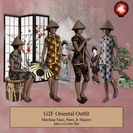 G2F Oriental Outfit