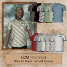 Polo Shirt for Genesis 2 Male