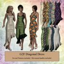 G2F Diagonal Dress