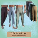 G3M Casual Pants