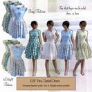 G2F Two Tiered Dress