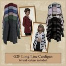 Long Line Cardigan for Genesis 2 Female