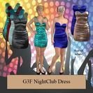 G3F NightClub Dress