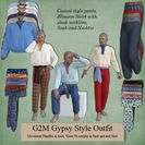 G2M Gypsy Style Outfit