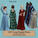 G2F Long Elegant Dress
