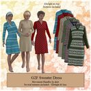 G2F Sweater Dress
