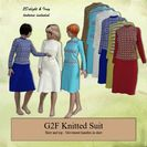 G2F Knitted Suit