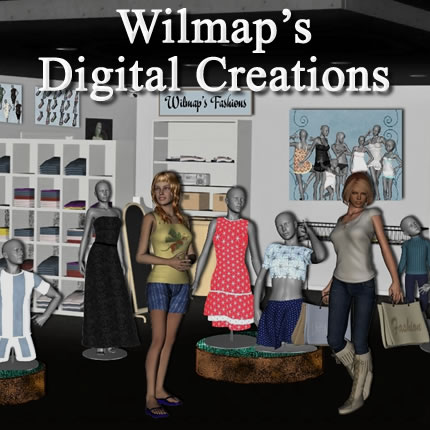 Wilmap's Digital Creations